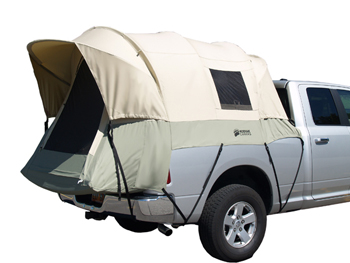 ed1cf30c2ae Kodiak Canvas Tent 7218 For 8-Ft Truck Bed - Free Cargo Net Included