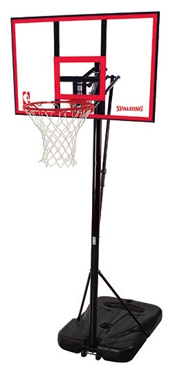 Spalding Huffy 72351 Portable 44 In Polycarbonate