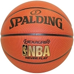 Spalding Hexigrip Never Flat Basketball 74-833E 29.5 inches