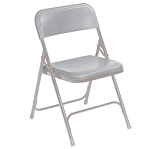 96-Pack 800 Series NPS Plastic Folding Chair