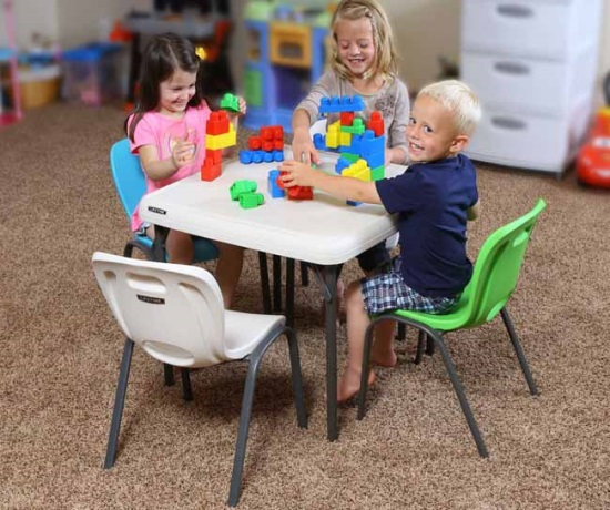 Children Stacking Chairs