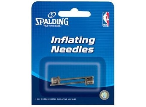 Huffy Basketball Accessory - Spalding 8312s 2 Pack Pump Needles