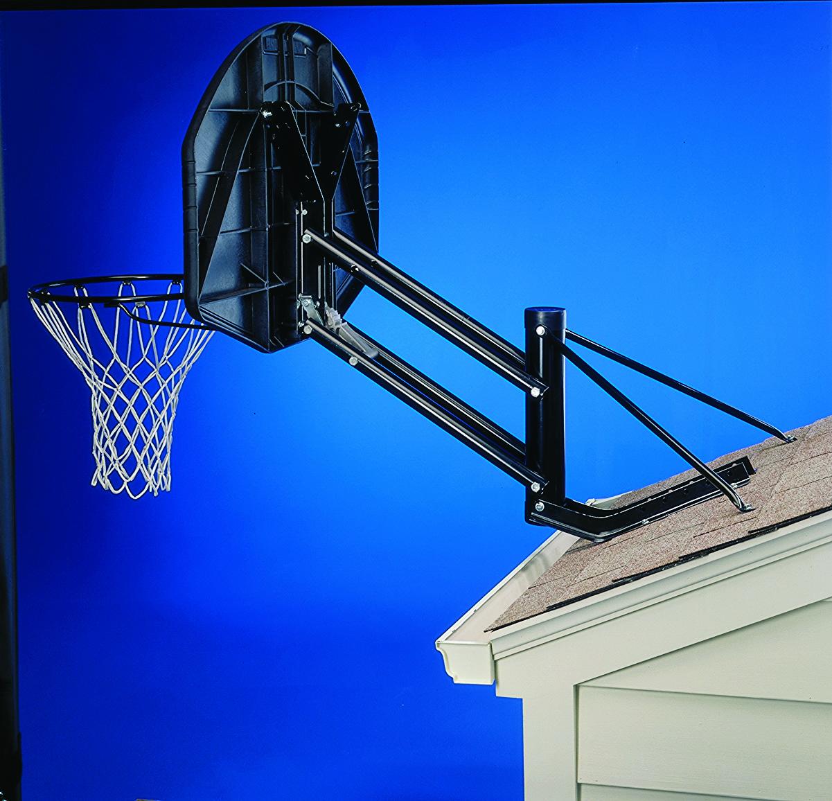 Spalding 8839s Adjustable Basketball Backboard Brackets On