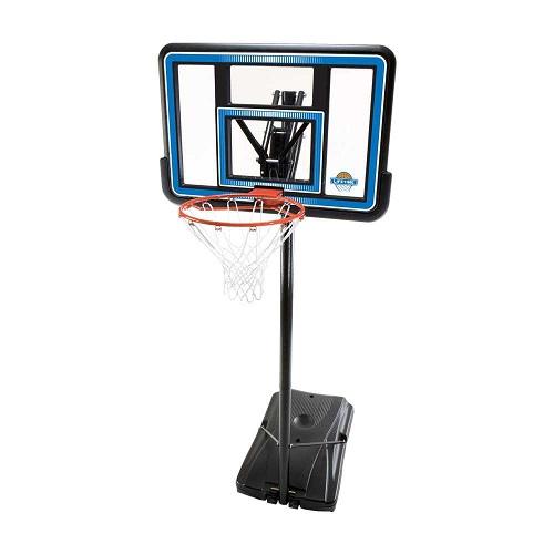 Lifetime 44 Inch Polycarbonate Portable Basketball Hoop