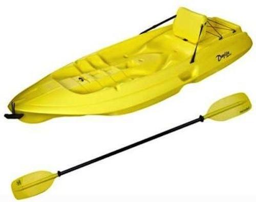 Lifetime Daylite Kayaks With Paddles