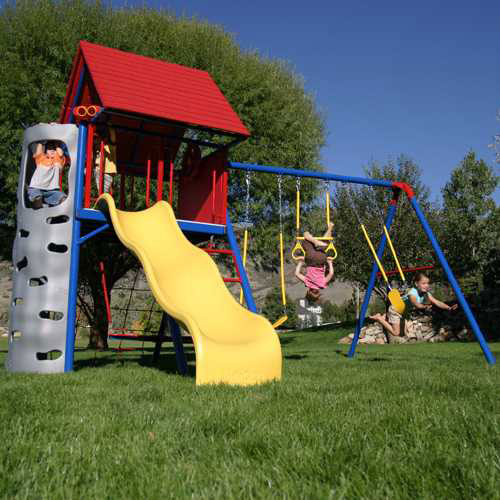 Lifetime 90137 Metal Playground On Sale With Fast Amp Free