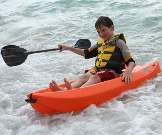 Youth Kayaks On Sale With Free Shipping Today In 5 Bright