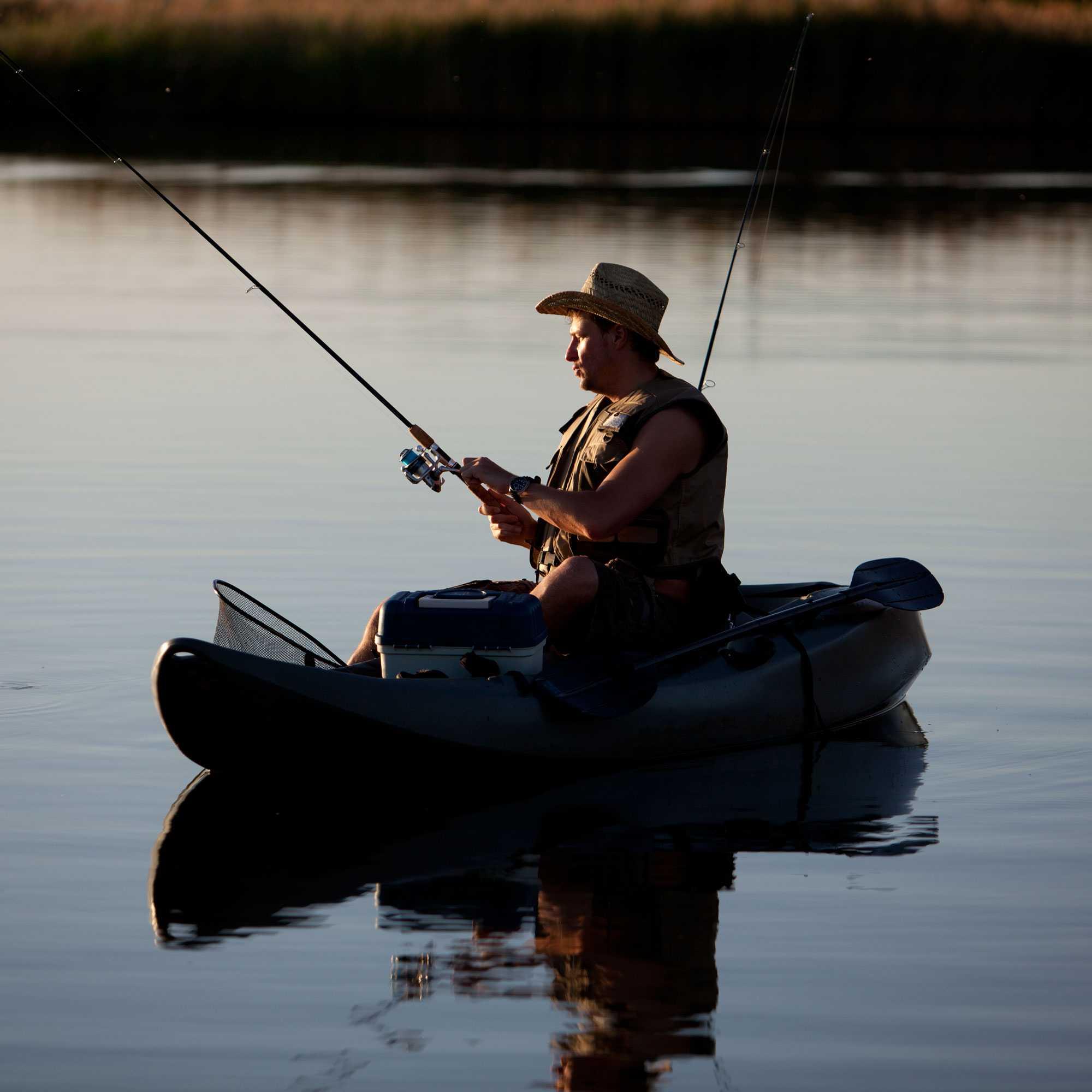 Lifetime Camouflage Kayak 10 Foot 90157 Sit On Top