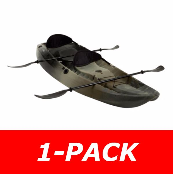 Lifetime Camouflage Kayak - 10-Foot 90157 Sit-on-Top