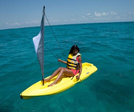 Lifetime Kayak Accessories - 90183 Sail Kit