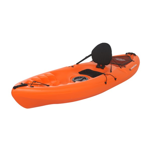 Lifetime Emotion Kayaks 90247 Spitfire 9-Foot Orange 2 Pack