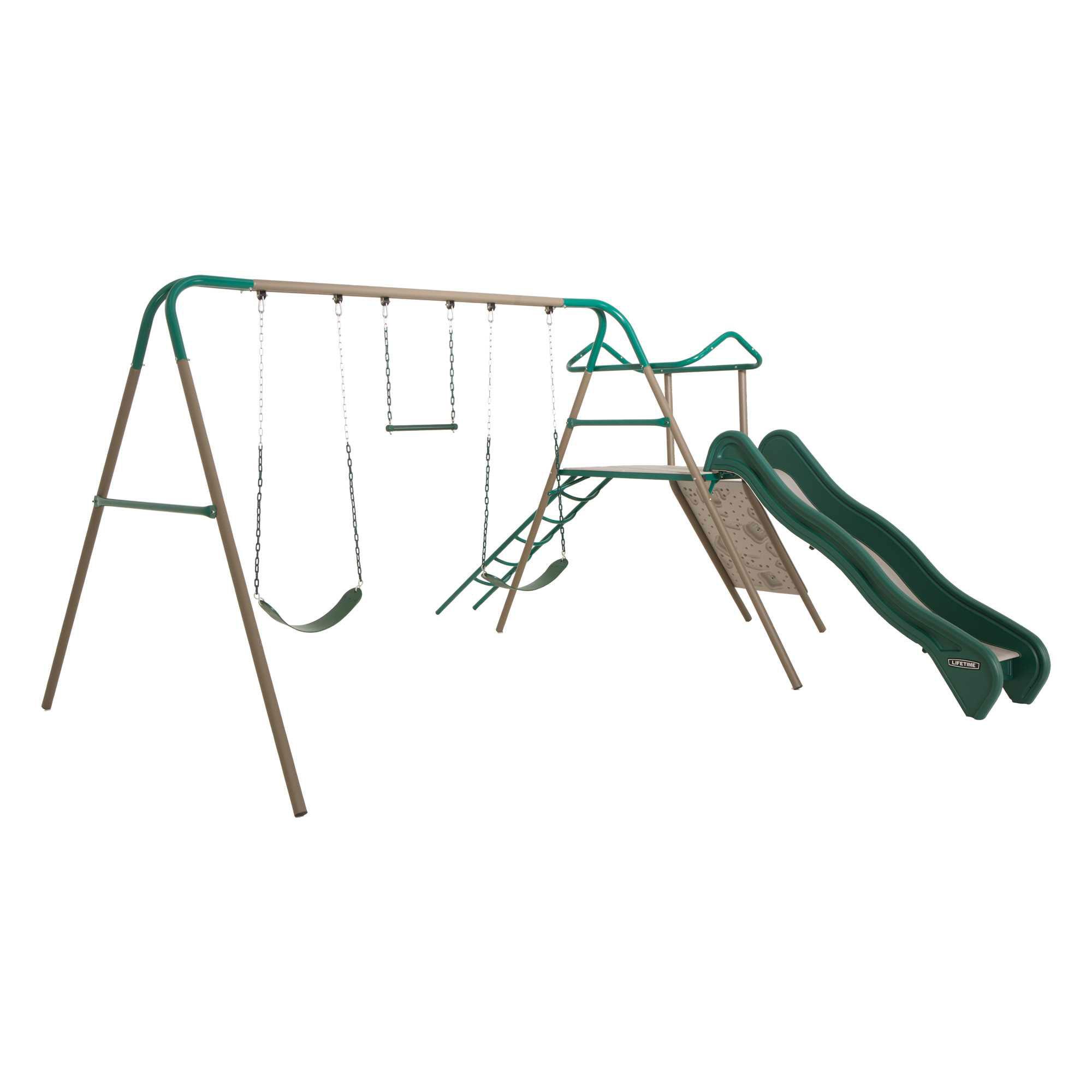 dp playset lifetime swing com garden amazon adventure deluxe tower outdoor products set
