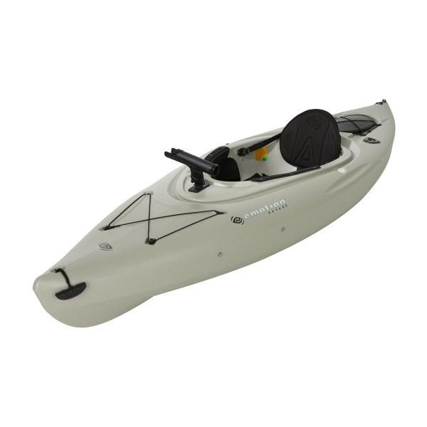 Lifetime Emotion Guster Kayak 90532 10-Foot Sandstone
