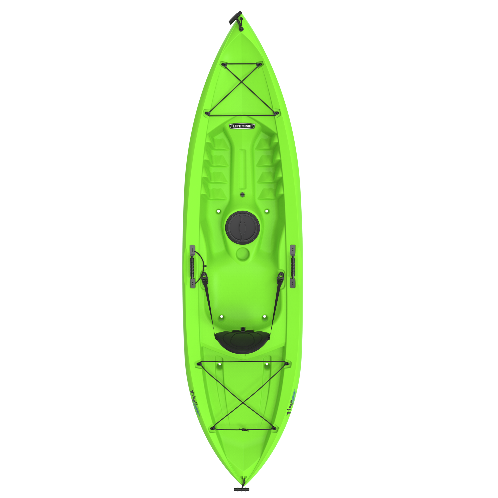 90534 Lifetime 10' Tamarack Lime Green Kayak