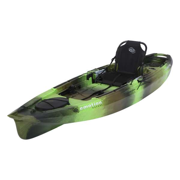 Lifetime 90693 Stealth Pro Angler 118 Fishing Kayak 11 6 Ft Long