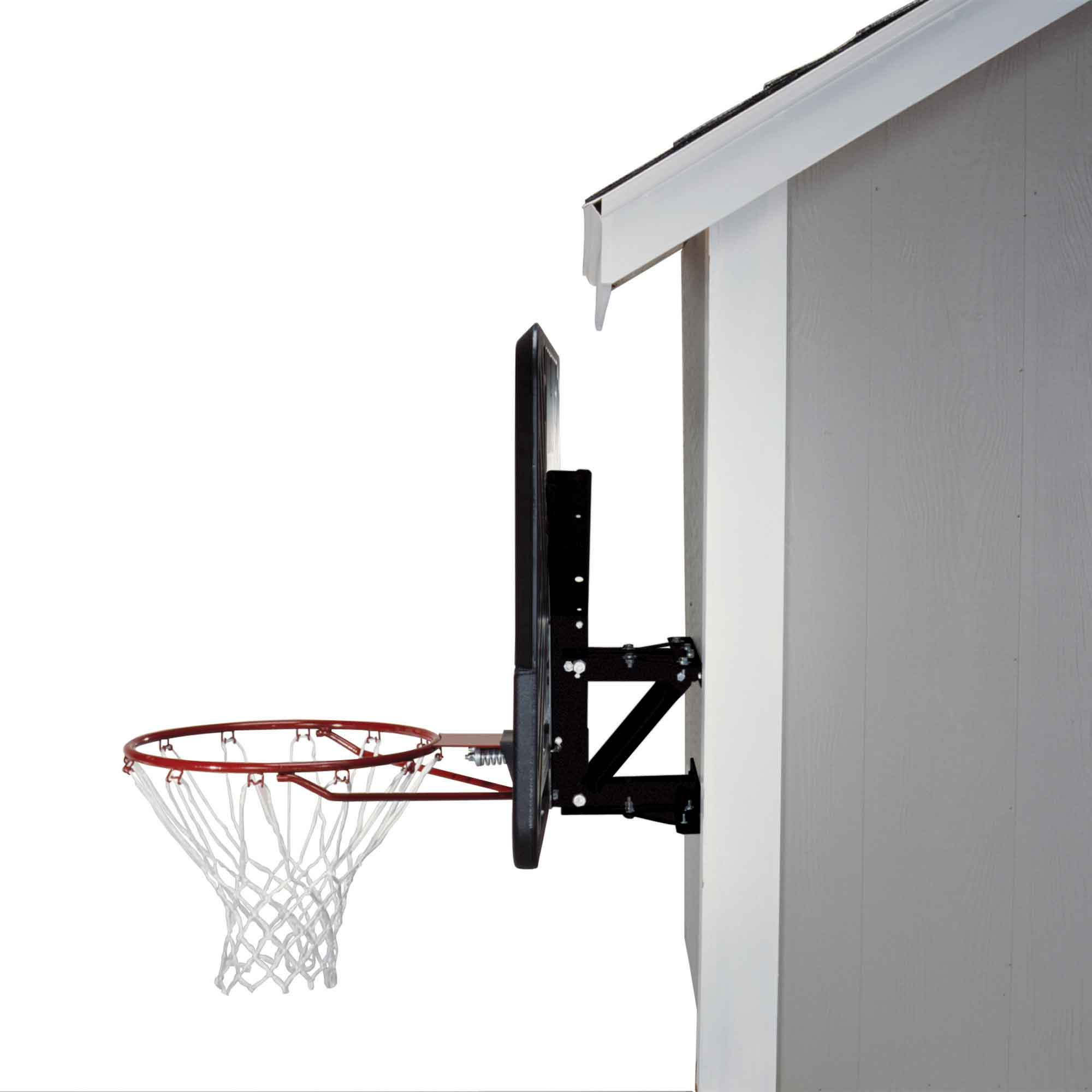 Lifetime 9594 Galvanized Metal Backboard Bracket Works On