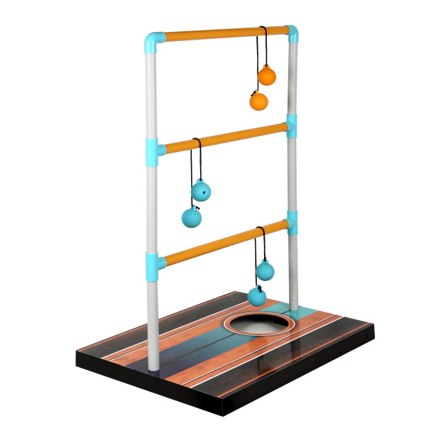 Surprising Hathaway Triple Play 3 In 1 Toss Game Bean Bag Washer Ladder Toss Ncnpc Chair Design For Home Ncnpcorg