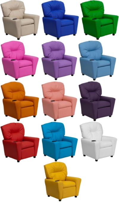 Flash Furniture Recliners