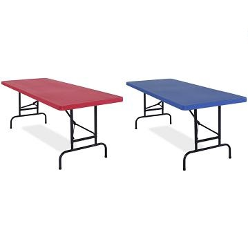 NPS Adjustable Tables
