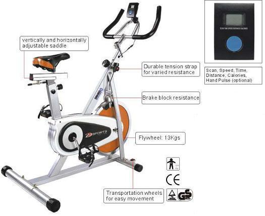 Home Fitness Equipment Cycling Bike