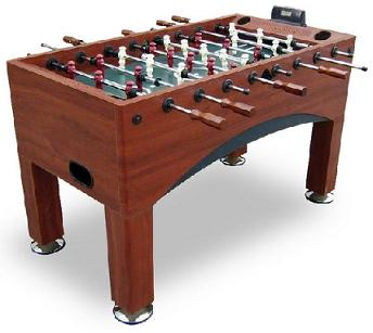 Advanced Foosball Tables