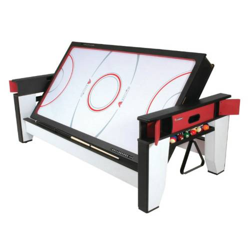 Atomic G05214W Air Hockey & Pool Table Combo On Sale Free