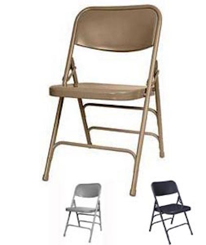 Astounding Metal Folding Chairs Act Mc309As Premium Seating 4 Pack Ibusinesslaw Wood Chair Design Ideas Ibusinesslaworg