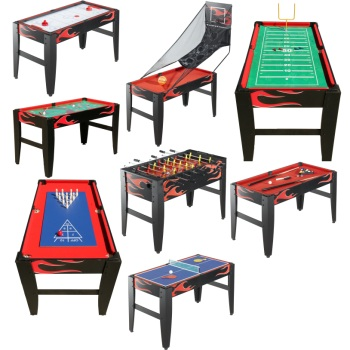 Multi Game Table Ng1017 20 In 1 Game Room Table