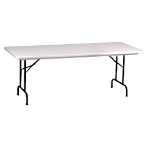 Correll Folding Tables Heavy Duty Blow Molded R3096 30 X