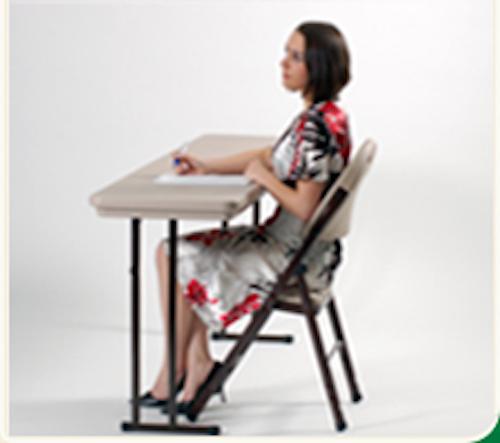 correll st1872px 6 ft off set legs folding seminar table Table Legs Under Socks Ping Pong Table Legs