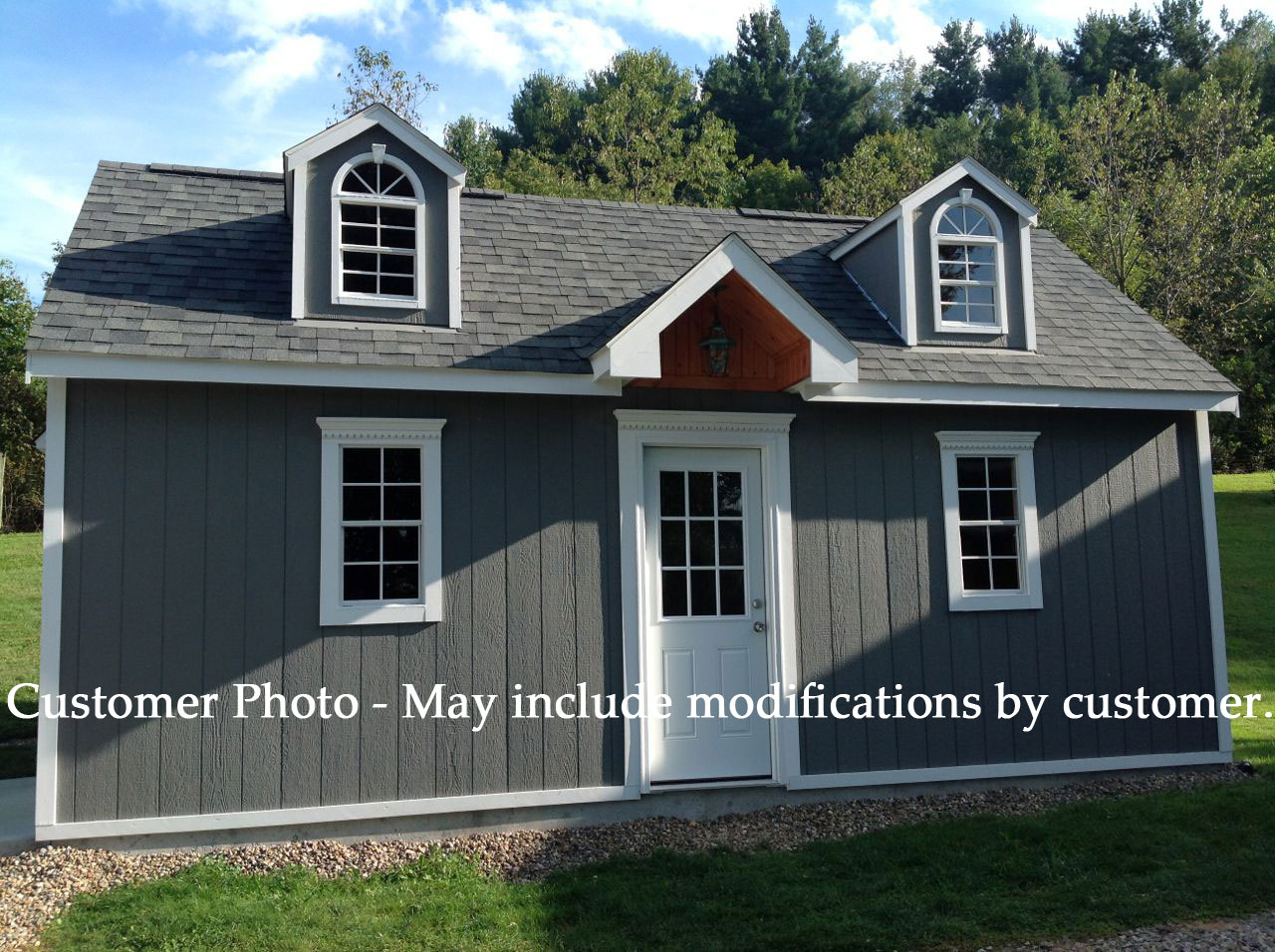 Best Barns Belmont 12 ft x 16 ft Wood Storage Shed Kit t