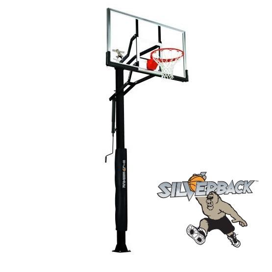 spalding 54 acrylic inground basketball system installation instructions