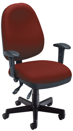 Ofm Office Chairs 122 One Seat Fits All Executive Task Chair
