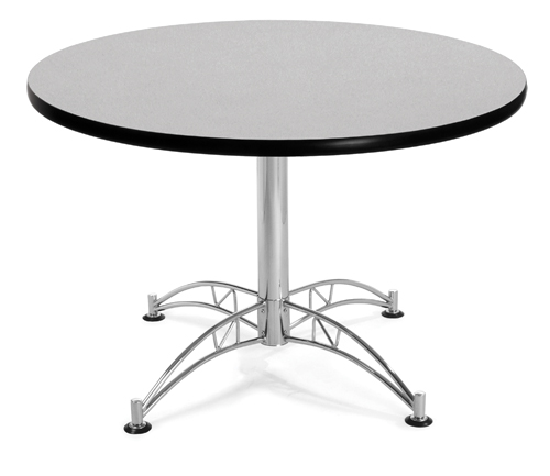 NEW OFM In Round MultiPurpose Laminate Top Table - 42 inch round office table