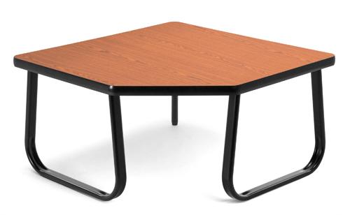 Ofm 3030 Corner 30 X 30 Office Reception Laminate Table