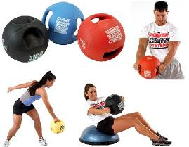 So Power Systems Exercise Fitness Corball Medicine Ball Handles