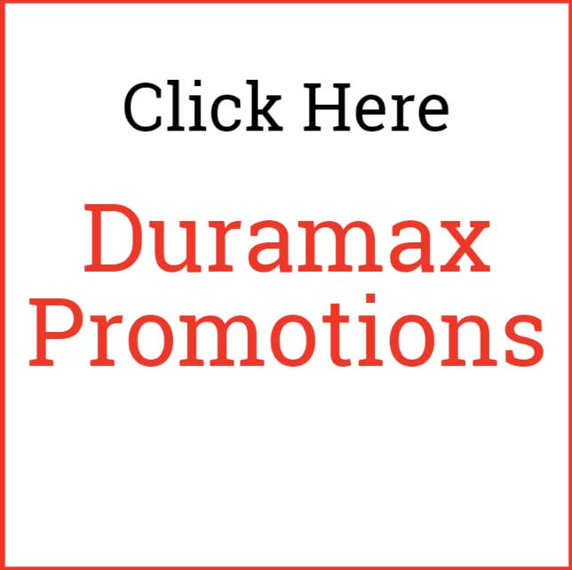 Current Duramax Promotion