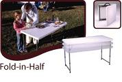 Fold-in-Half Tables