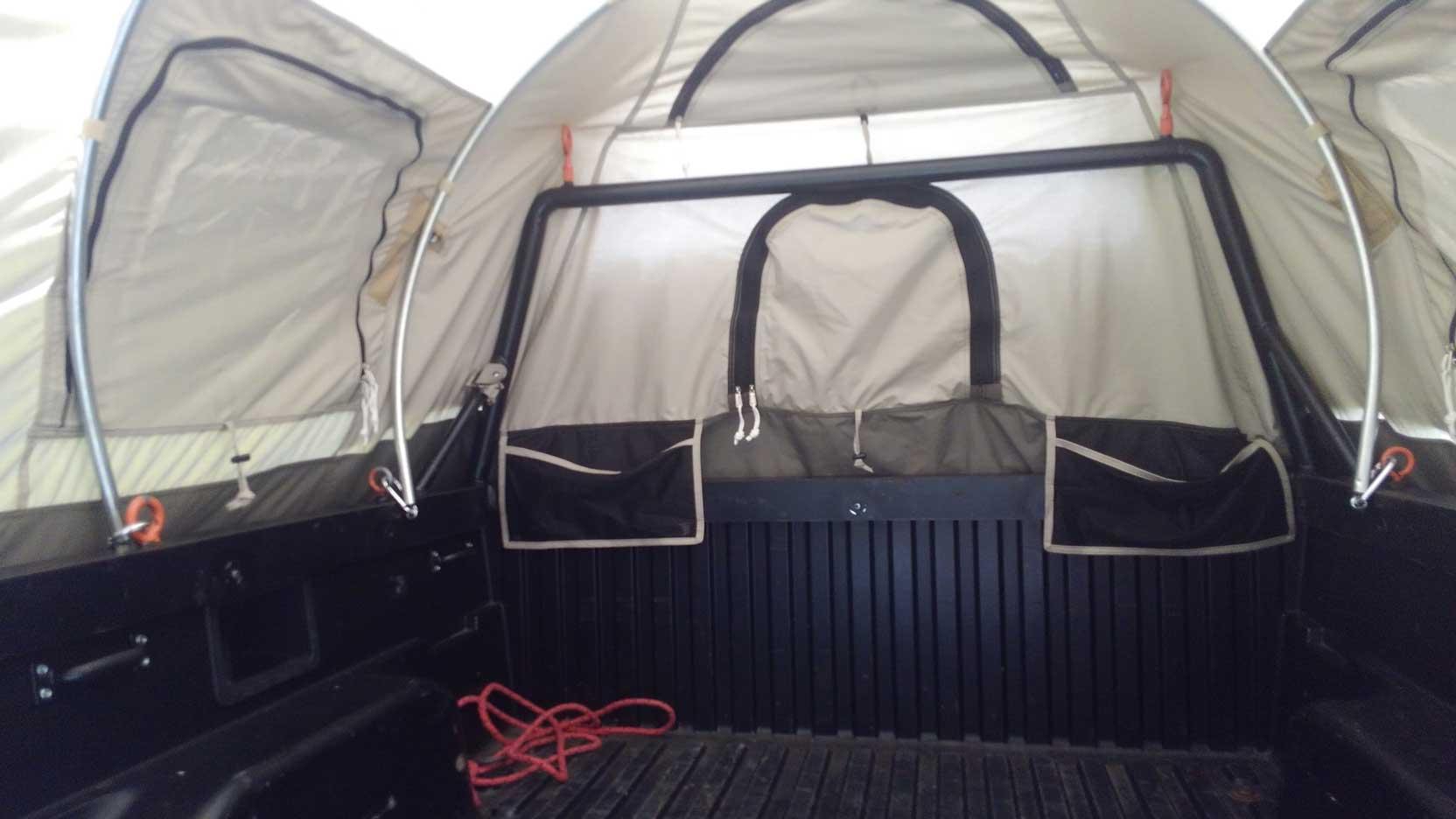 kodiak canvas truck tent mid-sized 5 5 u0026 39