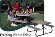Folding Picnic Tables
