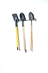 Monkey Bar Storage 02004 Yard Shovel Storage Rack