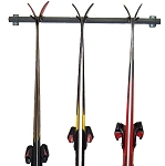 Monkey Bar Storage 03003 3 Pair Ski Storage Rack