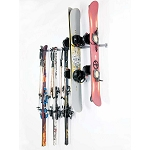Monkey Bar Storage 03007 Ski & Snowboard Storage Rack