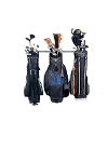 Monkey Bar Storage 04003 Small 3 Golf Bag Storage Rack