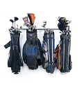 Monkey Bar Storage 04006 Large 6 Golf Bag Storage Rack