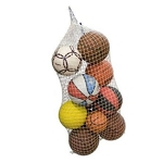 Lifetime Basketball Accessories - 8 Ball Bag - Nylon Mesh Material