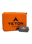 TETON Sports ComfortLite 17 x 12 x 1.5 Self Inflating Orange Camping Seat Cushion