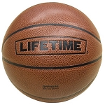 SO Lifetime 1052936 Composite Leather Basketball Ball