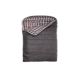 TETON Sports Fahrenheit Mammoth 0F Gray Queen Size Sleeping Bag