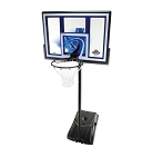 Lifetime 48-Inch Polycarbonate Portable Basketball Hoop (Model 1479)